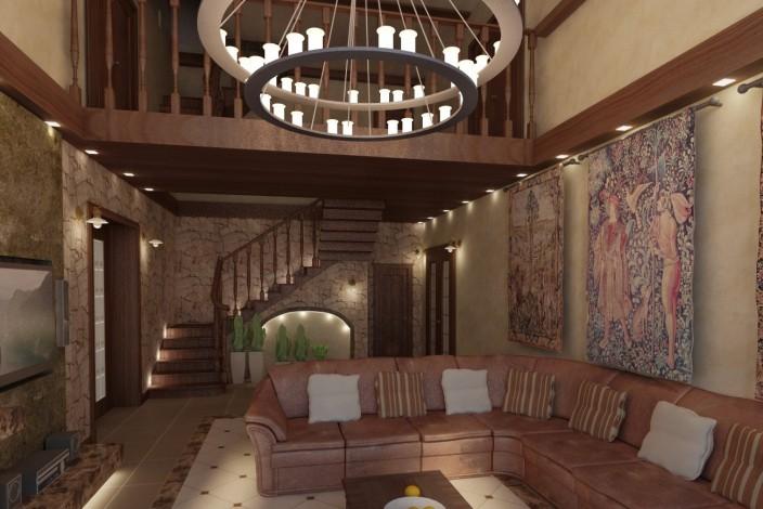 Отделки и разработки дизайна дома
